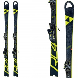 Ski Fischer RC4 WC Sc Rt + bindings RC4 Z12 Pr
