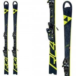 Ski Fischer RC4 WC Sc Rt + fixations RC4 Z12 Pr