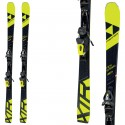 Ski Fischer Xtr Rc4 Speed Rt + bindings RS10 Pr