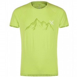 T-shirt trekking Montura Mountain Junior MONTURA Abbigliamento outdoor junior