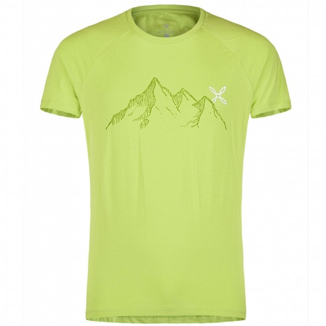 T-shirt trekking Montura Mountain Junior