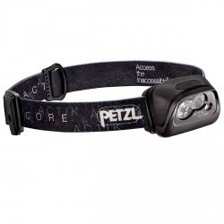 Linterna frontal Petzl Actik Core negro