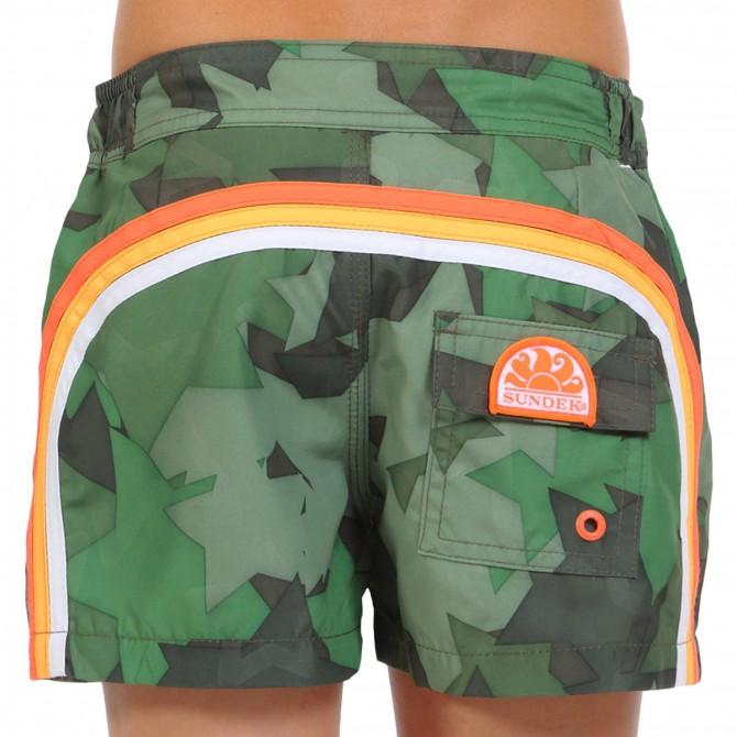 custume Sundek camouflage Junior