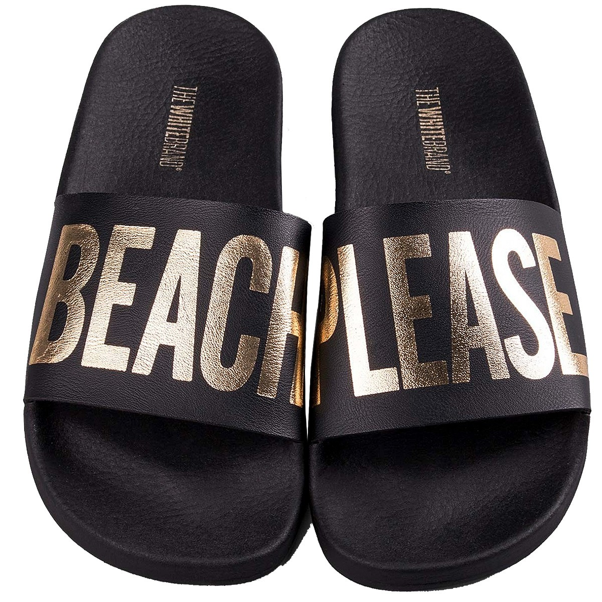 9e32dbd9c81e4 Platform The White Brand Beach Please Woman - Casual shoes