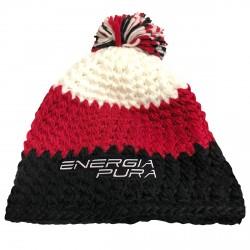 Chapeau Energiapura Everest blanc-vert
