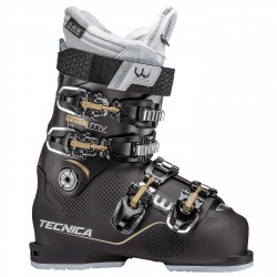 Ski boots Tecnica Mach1 MV 95 W brown