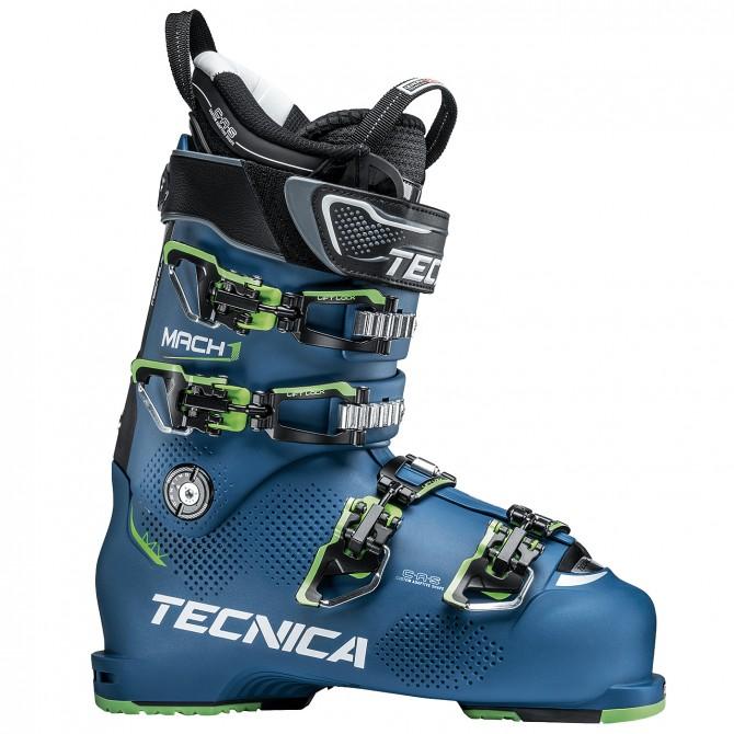 Botas esquí Tecnica Mach1 MV 120 azul