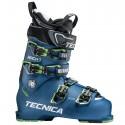 Chaussures ski Tecnica Mach1 MV 120 bleu