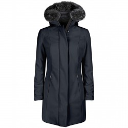 Jacket RRD Winter Long Lady Fur Woman