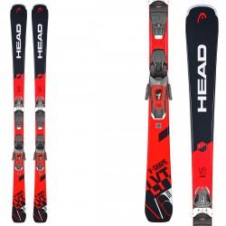 Ski Head V-Shape V6 + fixations Pr 11 Brake 85