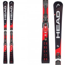Ski Head Supershape i.Rally SW + fixations Prd 12 Brake 85