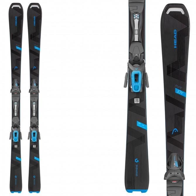 Ski Head Pure Joy SLR + bindings Joy 9 Gw Slr Brake 85