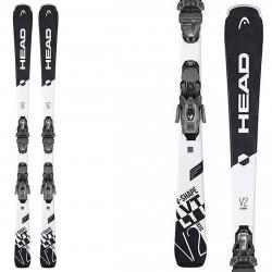 Ski Head V-Shape V2 + fixations Pr 10 GW Promo Brake 85