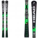 Ski Head Supershape i.Magnum + fixations Prd 12 Gw Brake 85