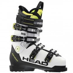 Ski boots Head Advant Edge 95 white