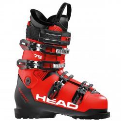 Ski boots Head Advant Edge 75 red