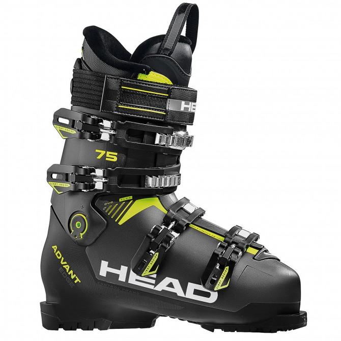 Chaussures ski Head Advant Edge 75 anthracite
