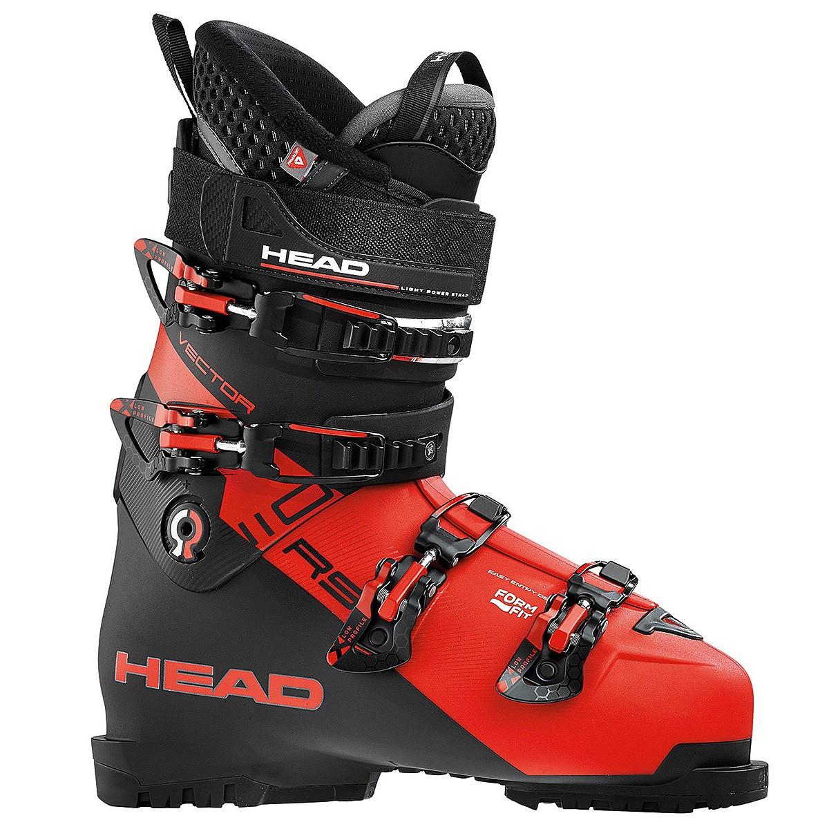 Scarponi sci Head Vector Rs 110 (Colore: rosso-nero, Taglia: 29)