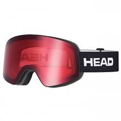 Maschera sci Head Horizon Tvt rosso