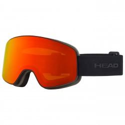 Máscara esquí Head Horizon FMR rojo