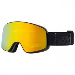 Ski goggles Head Horizon FMR gold