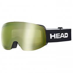 Máscara esquí Head Galactic TVT verde