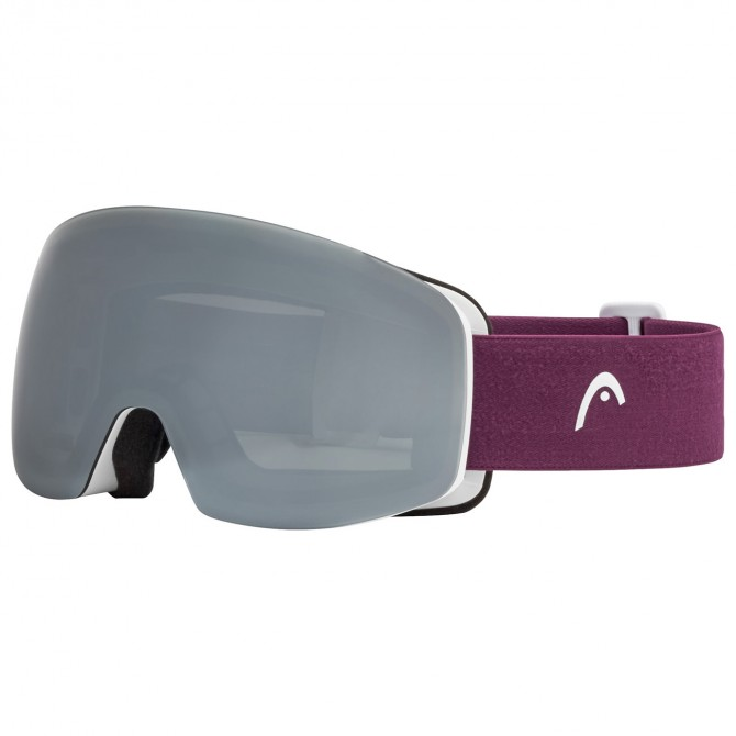 Máscara esquí Head Galactic FMR violeta