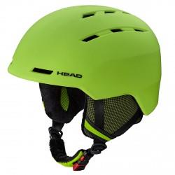 Casque ski Head Vico vert