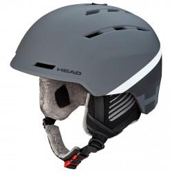 Ski helmet Head Varius grey-white