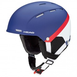 Casco esquí Head Tucker Boa azul