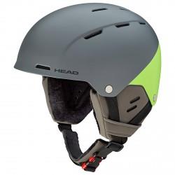 Casco sci Head Trex grigio-verde