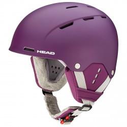 Casco esquí Head Tina violeta