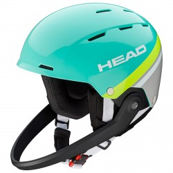 Ski helmet Head Team SL turquoise