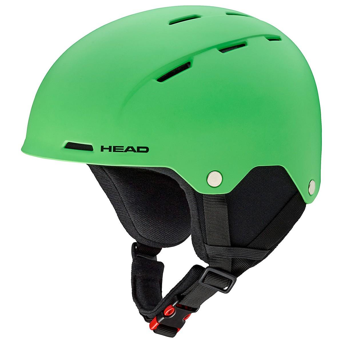 Casco sci Head Taylor verde (Colore: verde, Taglia: 52/55)