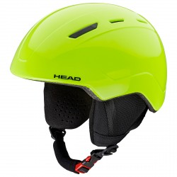 Casco sci Head Mojo lime