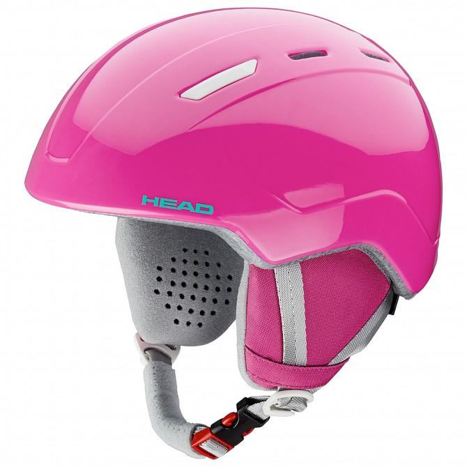 Casco esquí Head Maja rosa