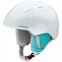 Ski helmet Head Maja pearl