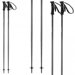Ski poles Head Multi black