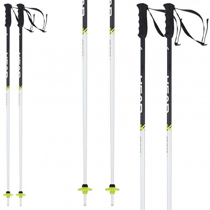 Ski poles Head Worldcup SL Junior