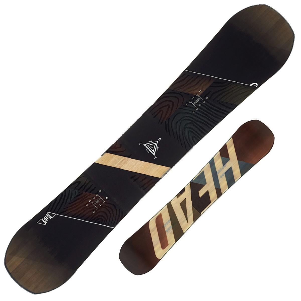 Snowboard Head Daymaker (Colore: grigio-beige, Taglia: 156)
