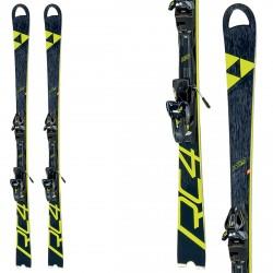 Ski Fischer RC4 Race Jr Slr + bindings Fj4 Ac Slr