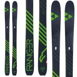 Esquí Fischer Ranger 98 Ti