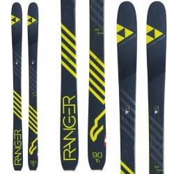 Esquí Fischer Ranger 90 Ti
