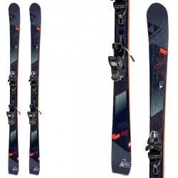 Esquí Fischer Pro Mt 86 Ti Tpr + fijaciones Mbs 12 Pr