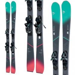 Ski Fischer My Pro Mt 80 + bindings My Rs 10