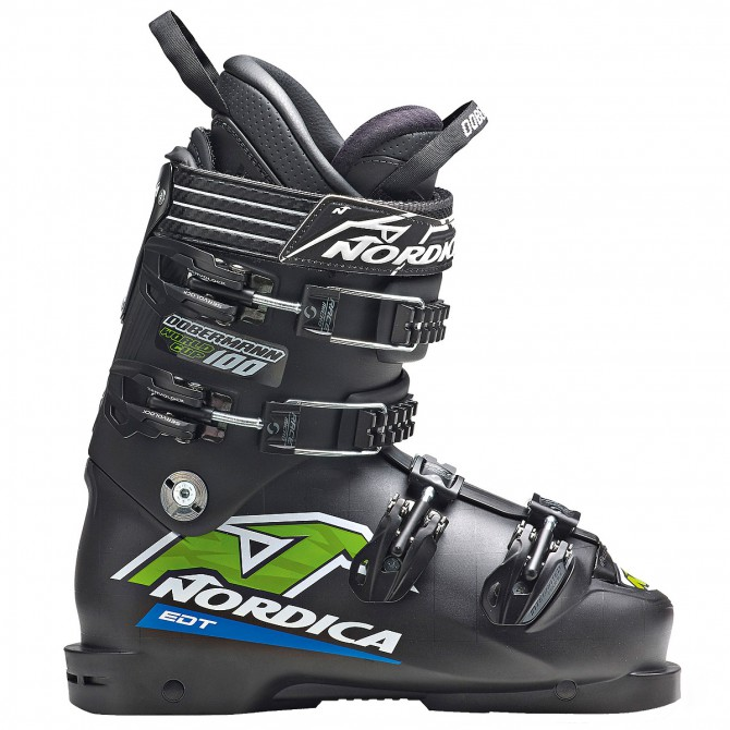 scarponi sci Nordica Dobermann WC Edt 100 Junior