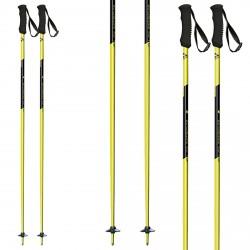 Ski poles Fischer Unlimited yellow