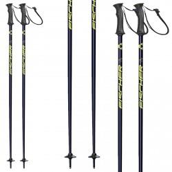 Ski poles Fischer RC4 SL Jr