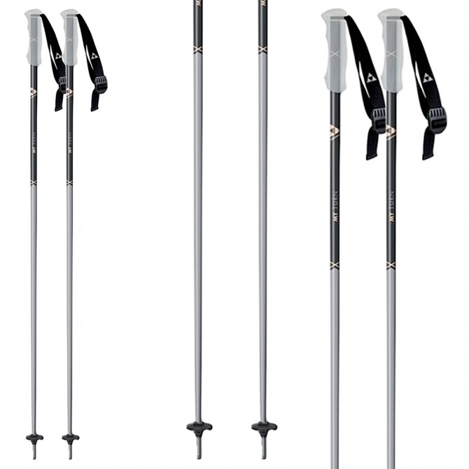 Ski poles Fischer My Turn