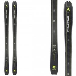 Mountaineering ski Dynastar Vertical Deer + bindings Look ST 10